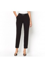 Pantaloni tigareta ANNE WEYBURN GCB833 negru
