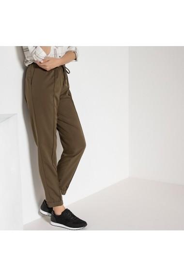 Pantaloni ANNE WEYBURN GEQ434-dark_khaki Kaki