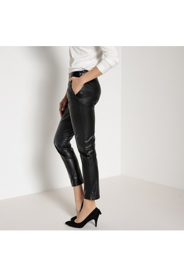 Pantaloni ANNE WEYBURN GER454 negru