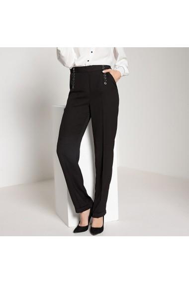 Pantaloni ANNE WEYBURN GER542 negru