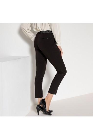 Pantaloni ANNE WEYBURN GET127 negru - els