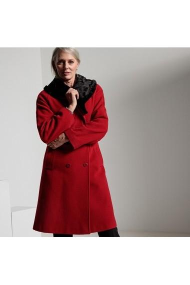Palton ANNE WEYBURN GDE950 rosu