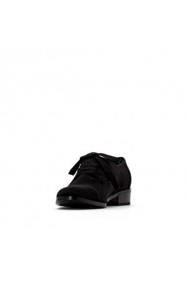 Pantofi MADEMOISELLE R GET336-black Negru