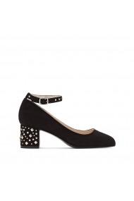 Обувки с ток MADEMOISELLE R LRD-GER016-black черно