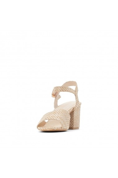 Sandale cu toc TAILLISSIME GGA813 bej