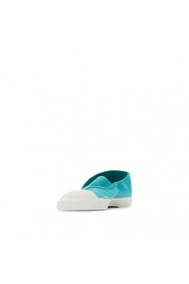 Pantofi sport BENSIMON GEU391 Vert-menthe Verde - els