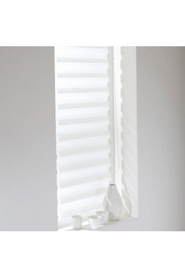 Jaluzele La Redoute Interieurs GDN050 92x190 cm alb