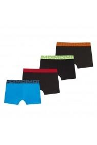 Set de 4 boxeri DIM GGU607 multicolor