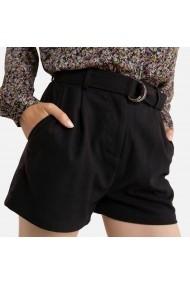 Pantaloni scurti SEE U SOON GIL844 negru