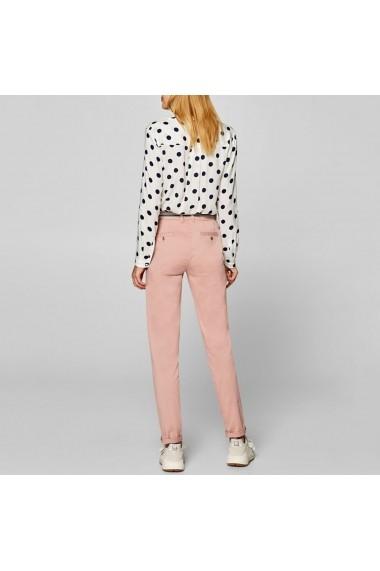 Pantaloni ESPRIT GGG124 roz