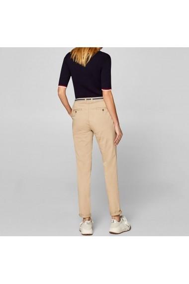 Pantaloni ESPRIT GGG124 bej