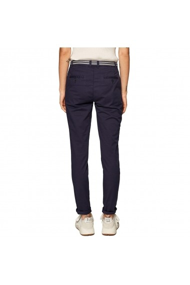 Pantaloni ESPRIT GGG124 bleumarin