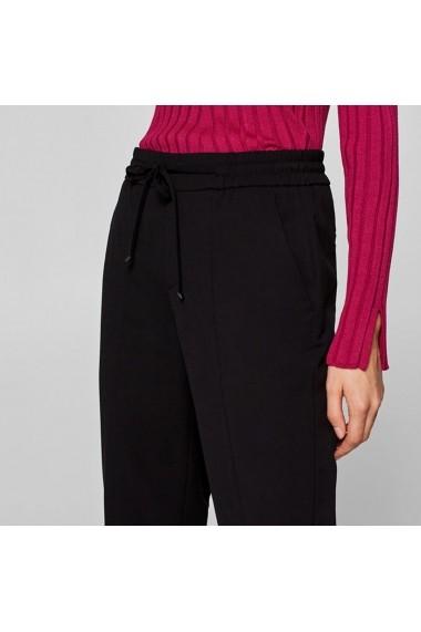 Pantaloni ESPRIT GGG137 negri