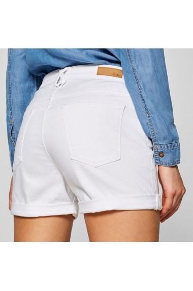Pantaloni scurti ESPRIT GGH123 alb