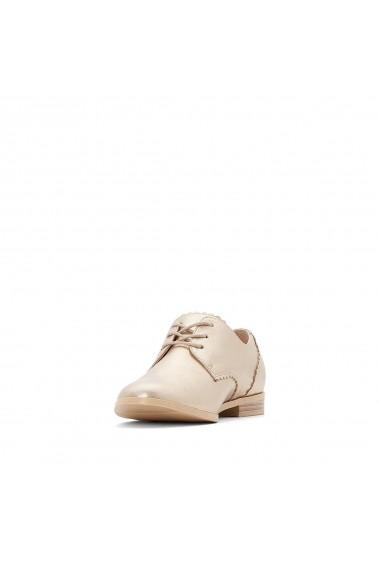 Pantofi La Redoute Collections GFZ950 auriu