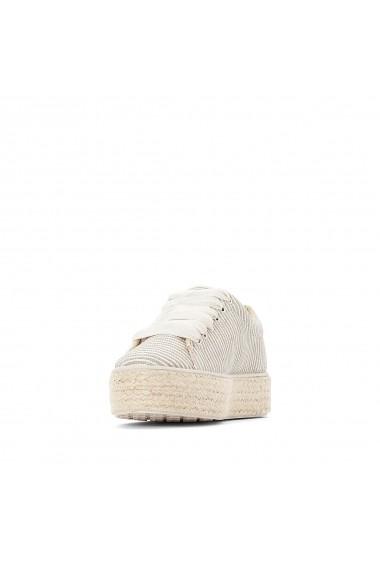 Pantofi sport La Redoute Collections GGC424 ecru