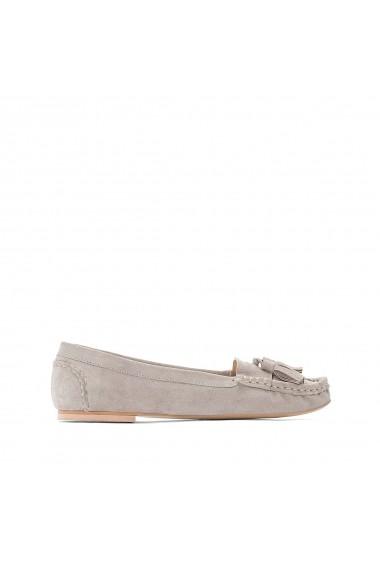 Pantofi La Redoute Collections GFZ182 bej