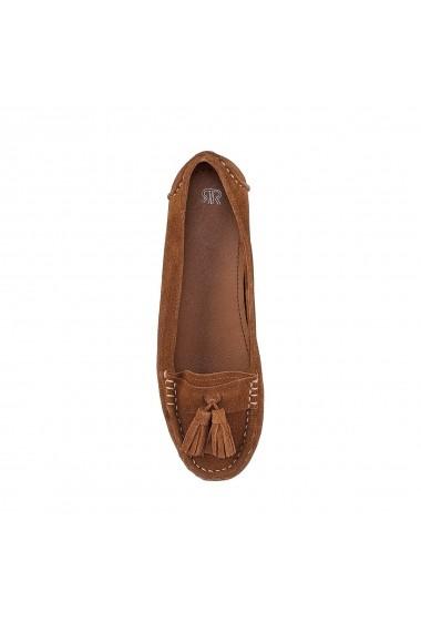 Pantofi La Redoute Collections GFZ182 maro