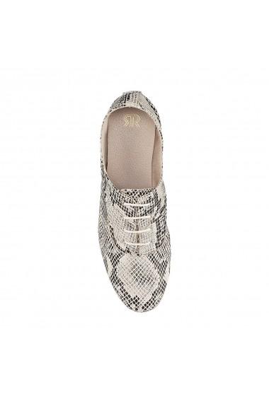 Pantofi La Redoute Collections GFZ209 bej