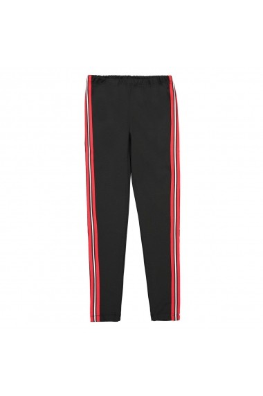 Pantaloni sport La Redoute Collections GFN979 negru