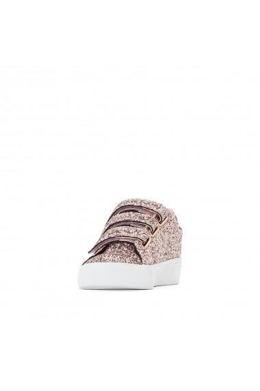 Pantofi sport La Redoute Collections GES612-pink Roz