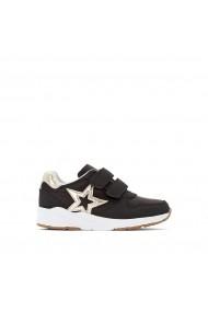 La Redoute Collections Sport cipő LRD-GFX980-6527 Fekete