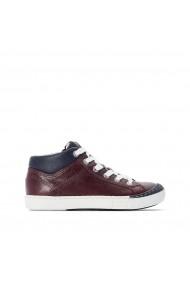 Pantofi sport La Redoute Collections GGP089 bordo