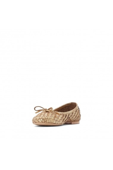 Pantofi cu toc La Redoute Collections GFZ003 auriu
