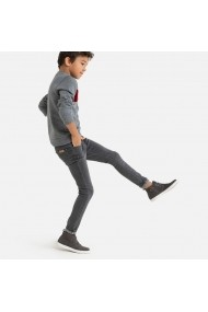 Jeansi skinny La Redoute Collections GHS265 gri