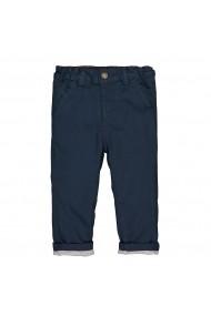 Pantaloni 1 luna- 3 ani La Redoute Collections GHU105 bleumarin