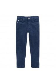 Pantaloni La Redoute Collections GGH787 bleumarin