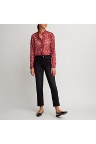 Jeansi slim fit La Redoute Collections GHY088 negru