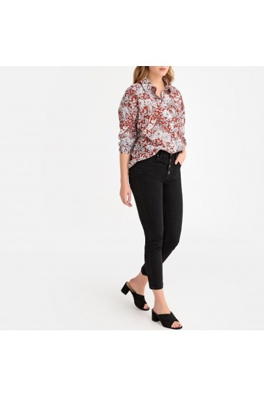 Jeansi La Redoute Collections GFY365 negru