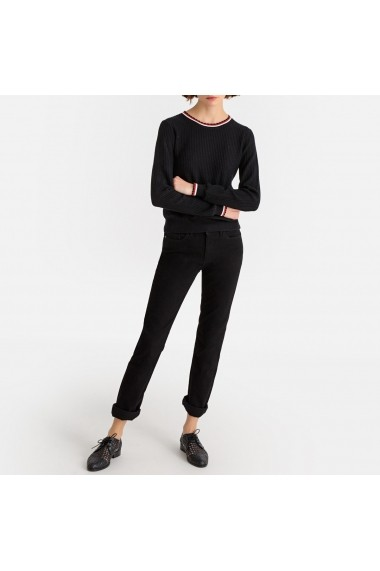 Jeansi La Redoute Collections GGB290 negru