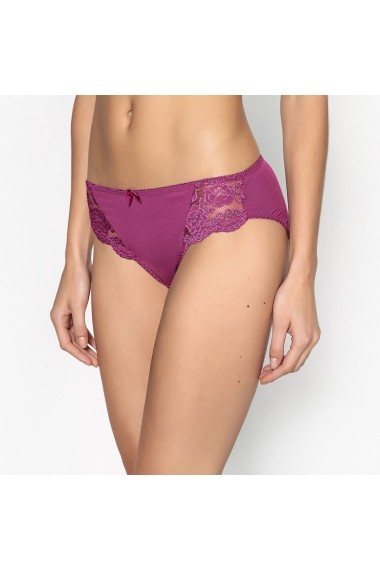 Slip La Redoute Collections GCY693-cyclamen_pink Roz