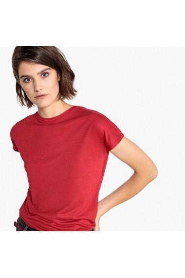 Tricou La Redoute Collections GFK271-red Rosu