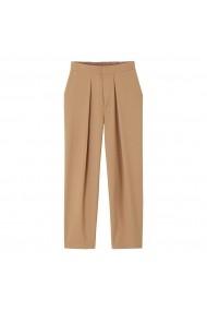 Pantaloni slim fit La Redoute Collections GHX948 bej
