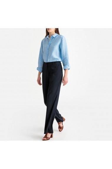 Pantaloni largi La Redoute Collections GEH609 bleumarin