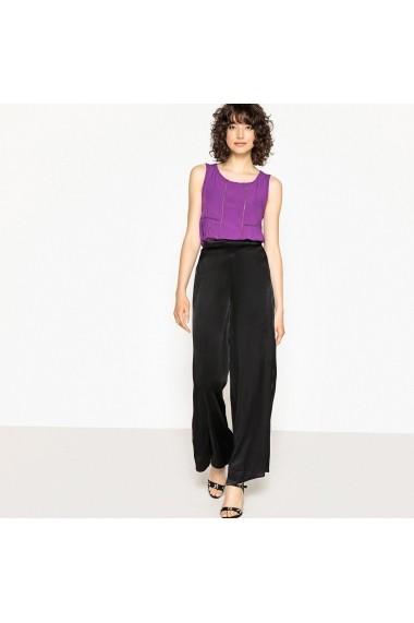 Pantaloni La Redoute Collections GEJ017-black Negru