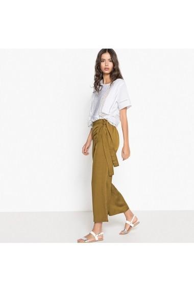 Pantaloni La Redoute Collections GEL865-khaki Kaki