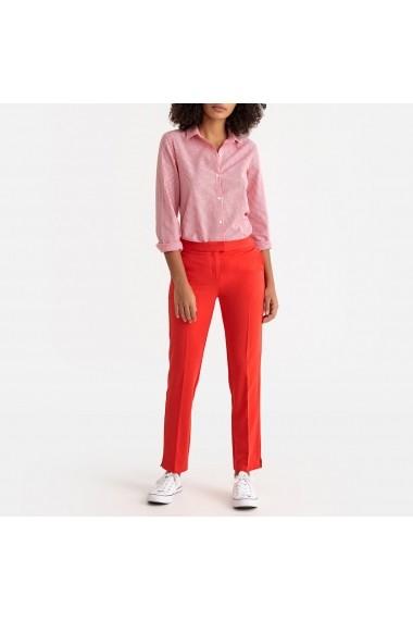 Pantaloni La Redoute Collections GEH574 rosii