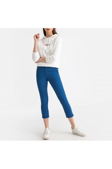 Pantaloni trei sferturi La Redoute Collections GFS131 albastru