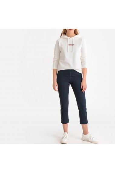 Pantaloni trei sferturi La Redoute Collections GFS131 bleumarin
