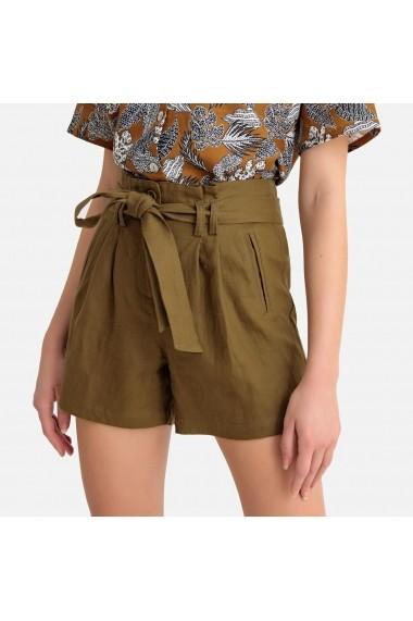 Pantaloni scurti La Redoute Collections GFX887 kaki