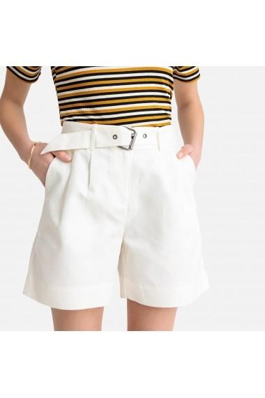 Pantaloni scurti La Redoute Collections GFY681 alb