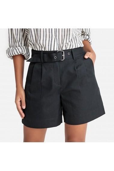 Pantaloni scurti La Redoute Collections GFY681 negru