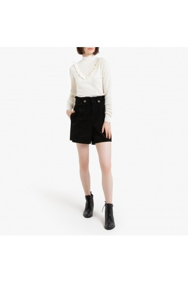 Pantaloni scurti La Redoute Collections GGR276 negru