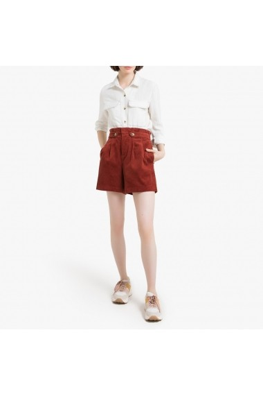 Pantaloni scurti La Redoute Collections GGR276 portocaliu
