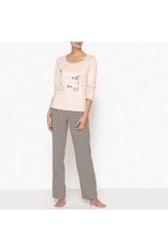 Pijama La Redoute Collections GEW595 gri