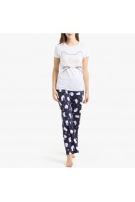 Pijama La Redoute Collections GGE952 multicolor